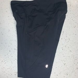 Lululemon Fast and Free Shorts 10""